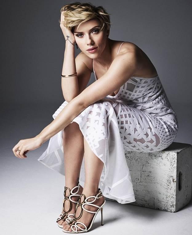 Scarlett Johansson Foto: Cosmopolitan