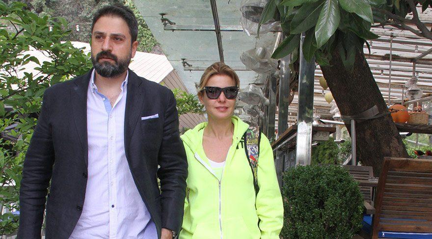 Gülben Ergen gazetecilerden buzlama ricasında bulundu