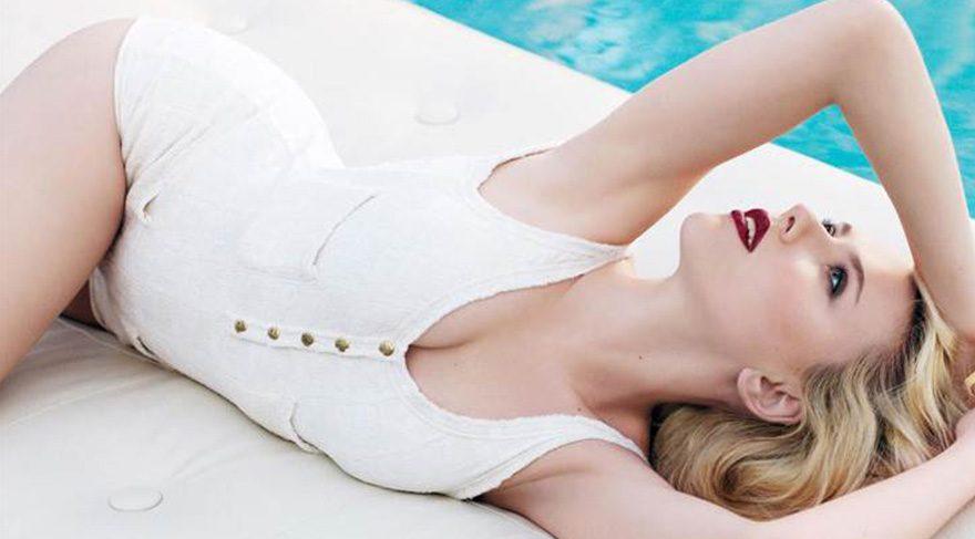Scarlett Johansson bu yüzden boşanmış