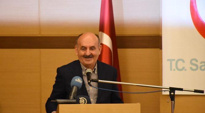 Bakan Müezzinoğlu: Birileri güçlü bir Türkiye'nin olmasını istemeyebilir