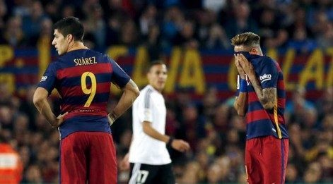 Barcelona 1 - 2 Valencia Maç Özeti İzle: Barcelona'ya kendi sahasında Valencia şoku!
