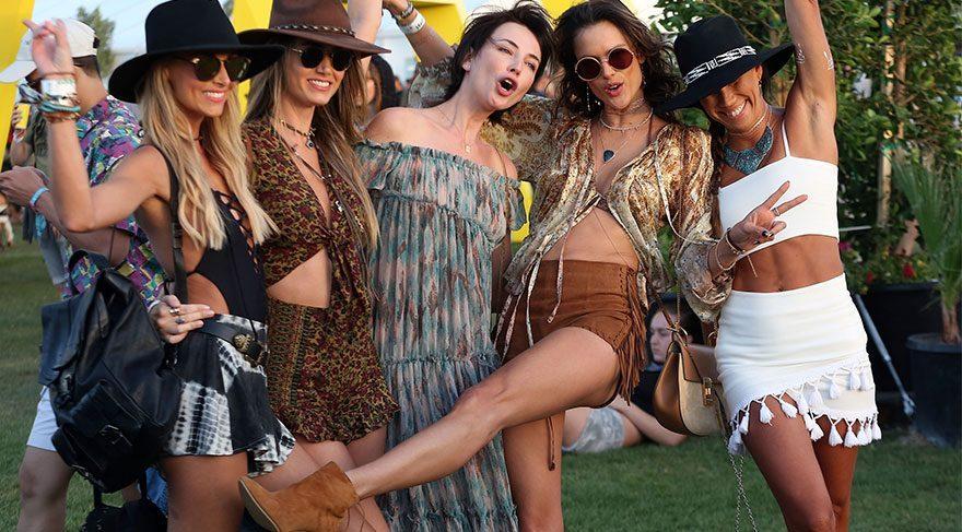 En seksi festival Coachella