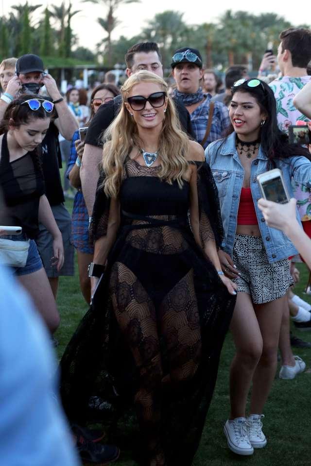 Paris Hilton Foto: FameFlynet