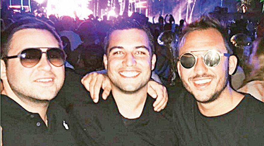 Hacı konserde Özge İstanbul'da