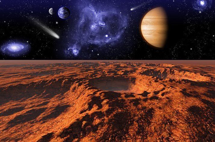 Mars Retrosu ve Türkiye