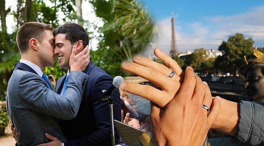 Haber spikeri Gio Benitez nişanlısı Tommy DiDario ile evlendi