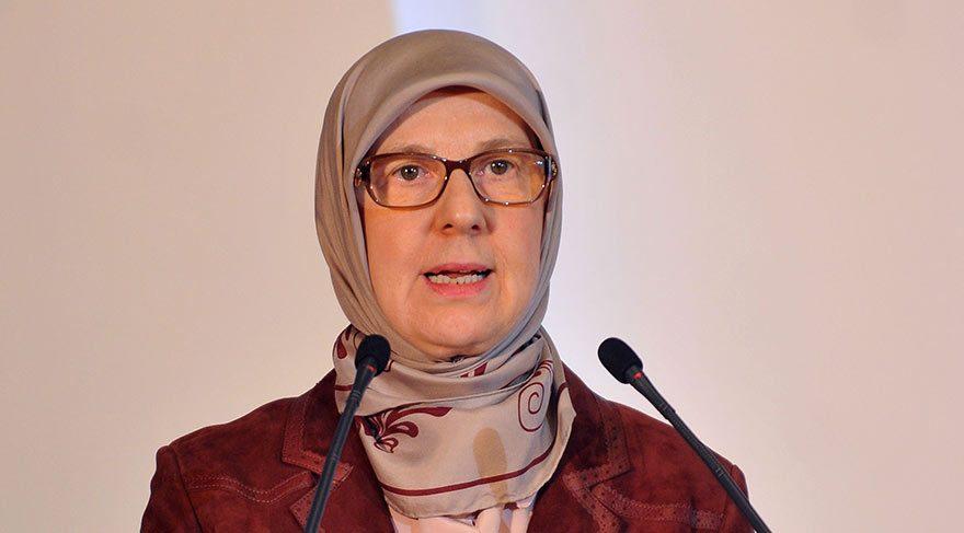 Bakan Sema Ramazanoğlu: Çocuğunuz doğduğunda çeyiz hesabı açtırın