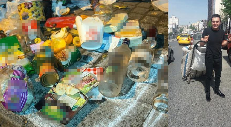 Çöpe atılan hayatlar değil, çöpten çıkan hayatlar…