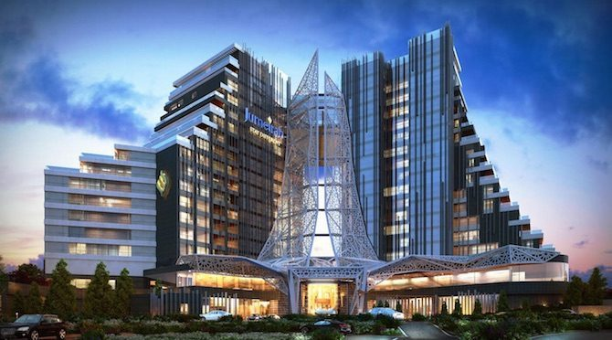 SeaPearl Ataköy'deki oteli Jumeirah Group işletecek