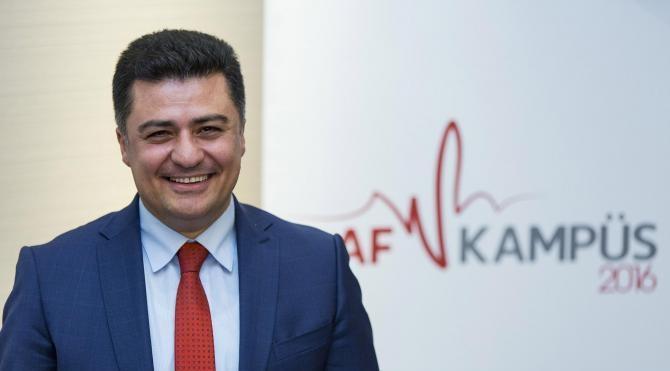 Prof. Dr. Kılıçaslan: Kalp ritim bozukluğu yaşla birlikte artıyor