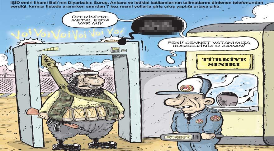 Güvenlik zafiyeti Gırgır'ın kapağında