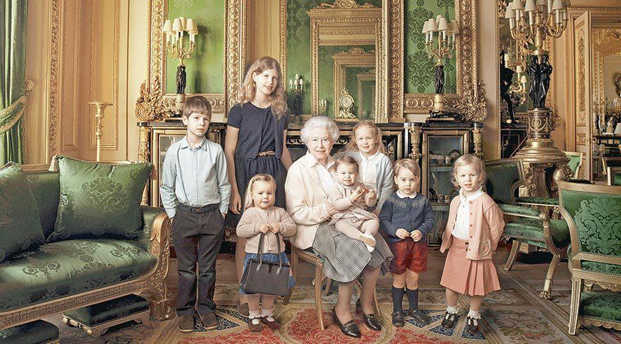 İngiltere Kraliçesi 90 yaşında