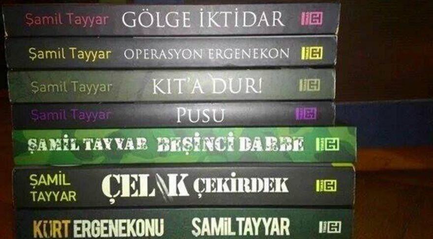 Sosyal medyadan Şamil Tayyar ve Rasim Ozan Kütahyalı'ya 'Ergenekon' tepkisi!