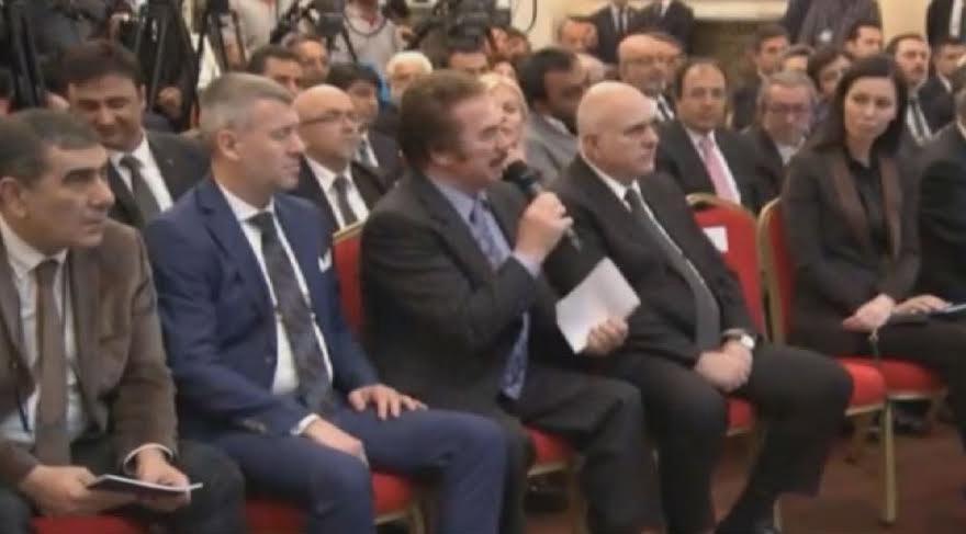 Davutoğlu'na Attila Özdemiroğlu sorusu