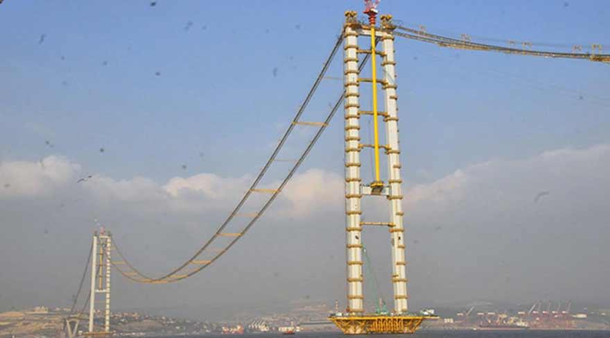 Osman Gazi Köprüsü son durum: Osman Gazi Köprüsü ücreti ne kadar? Osman Gazi Köprüsü ne zaman bitecek?