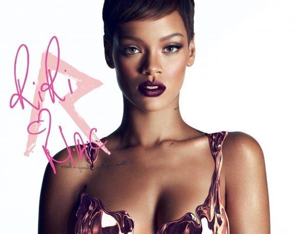 Rihanna M.A.C