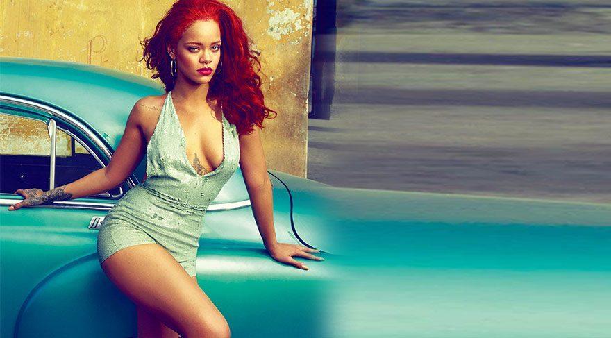 Rihanna kozmetik sektörüne el attı