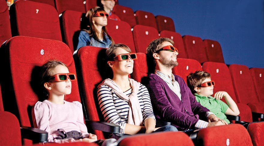 23 Nisan Ulusal Egemenlik ve Çocuk Bayramı'nın keyfini yaşamak için çocukları sinemaya götürebilirsiniz!