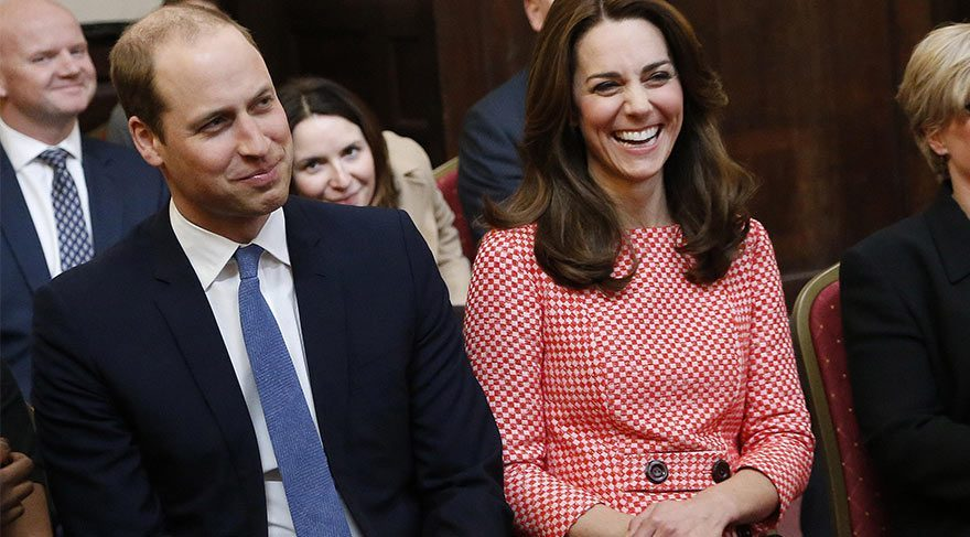 Prens William ve Kate Middleton Foto: DepoPhotos