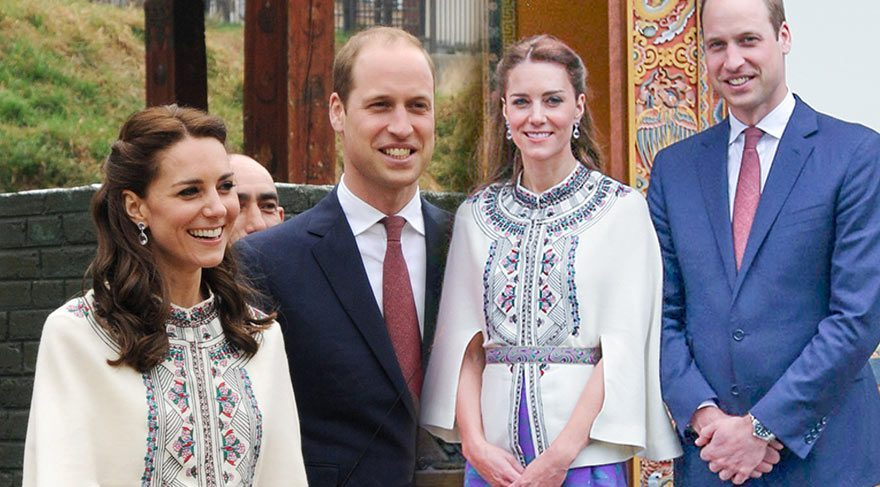 Prens William ile Kate Middleton neden el ele tutuşmuyor?