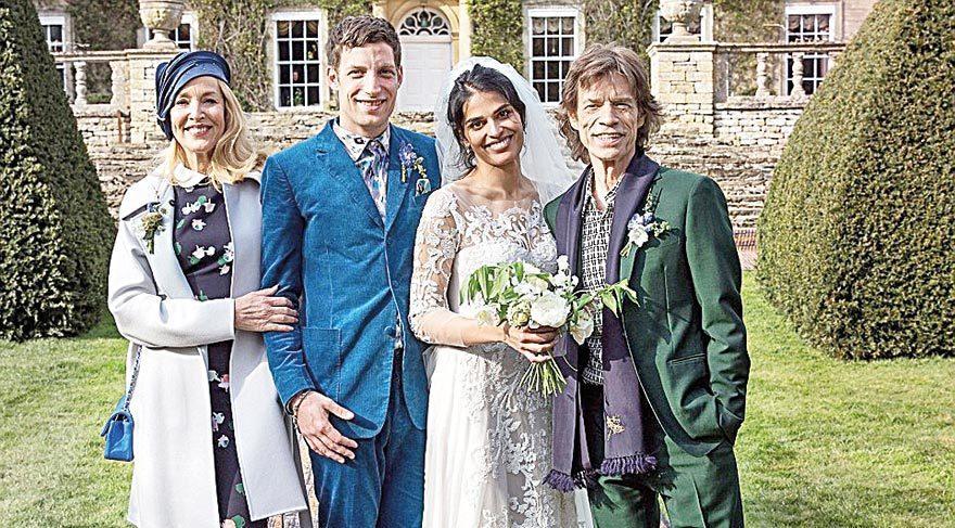 Düğünde ünlüler geçidi