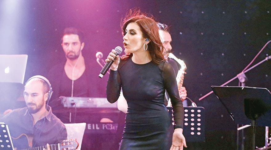 Kıbrıs'ta coşkulu konserler