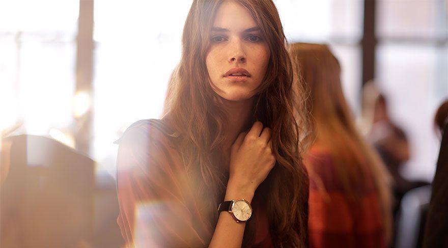 Michael Kors Slim-Watch ile bırakın zaman aksın