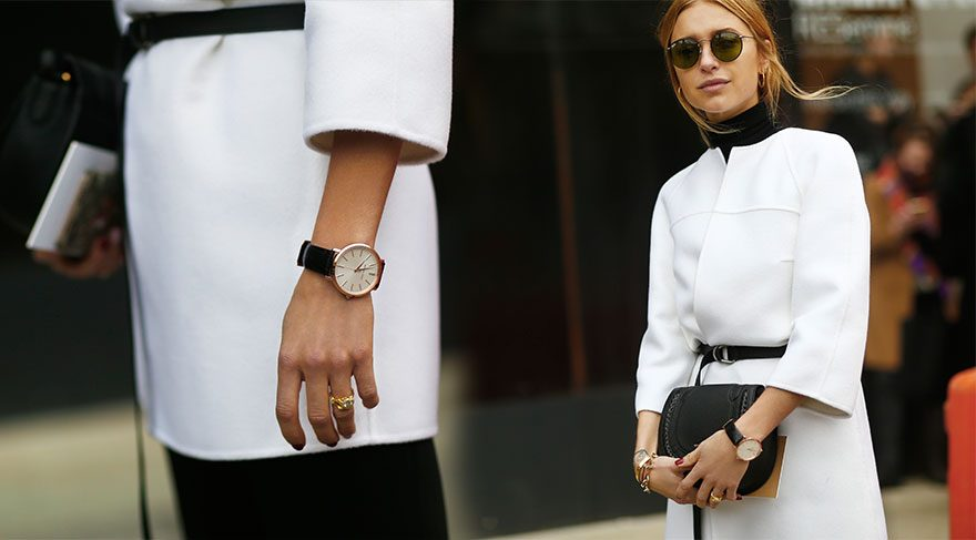 Michael Kors Slim-Watch Foto: Bülten