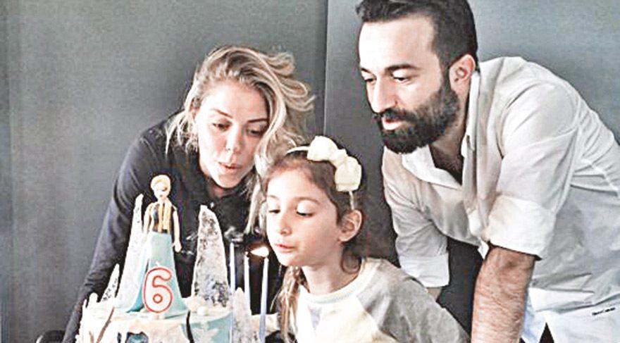 Alya'ya sürpriz parti