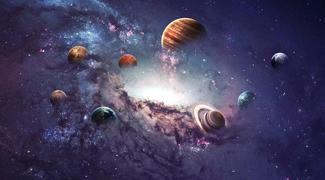 Gezegenlerin yavaşlama zamanı