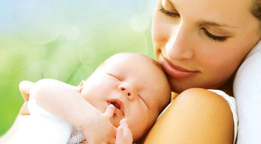 Göbek bağı bakımı Foto: Shutterstock