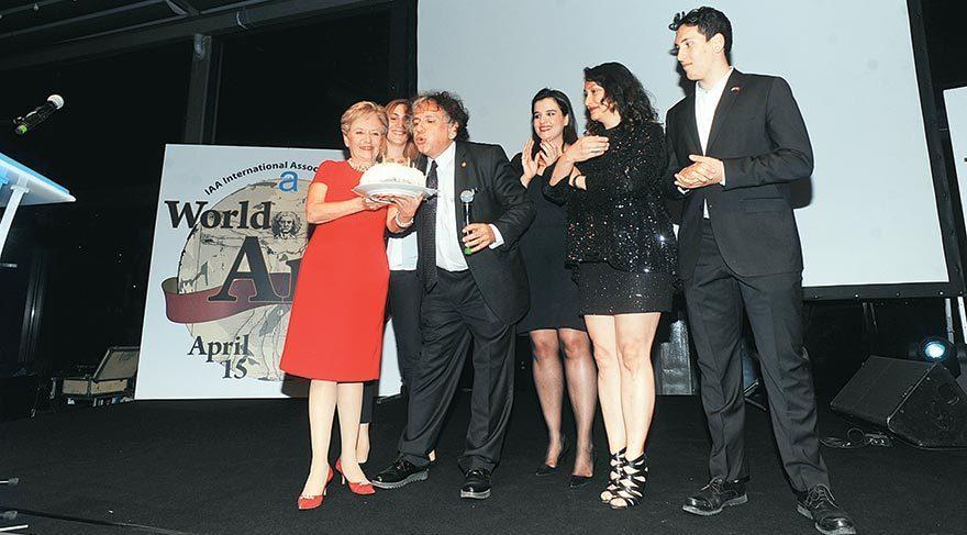 Dünya Sanat Günü ödülleri sahiplerini buldu