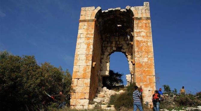 Akkale Antik Kenti restore edilecek