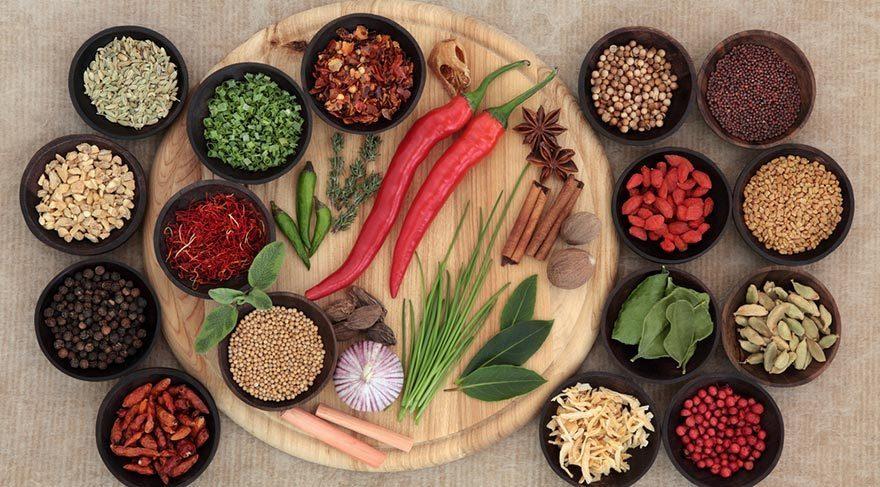 Baharatların süper ikiliyi oluşturduğu gıdalar