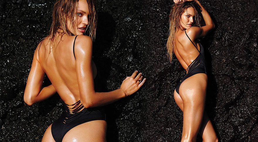 İç çamaşırı ve bikinileri popo şekline göre seçin