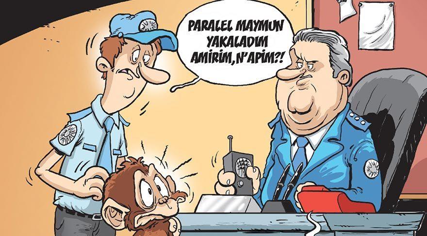 Cumhurbaşkanına hakaret Gırgır'ın kapağında