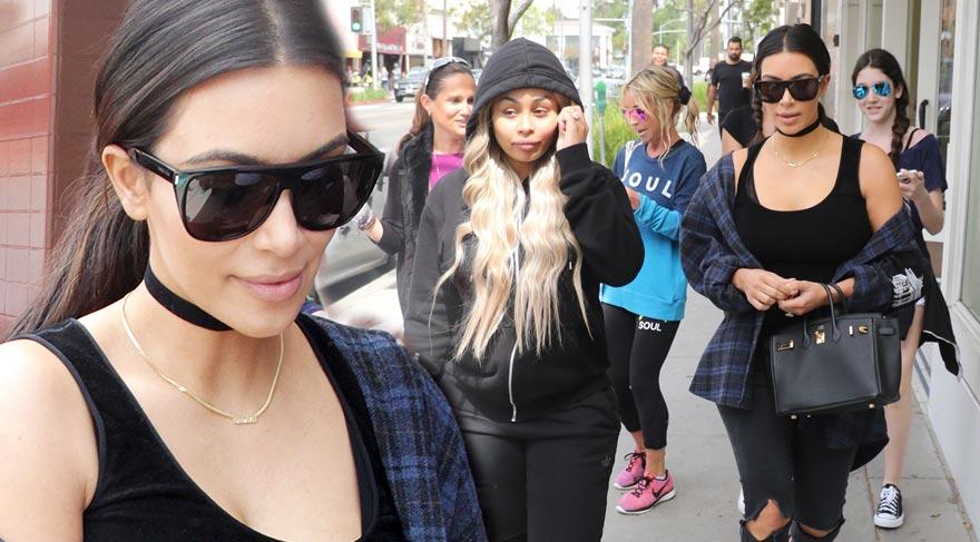 Kim Kardashian'dan Rob Kardashian ve Blac Chyna'ya onay çıktı