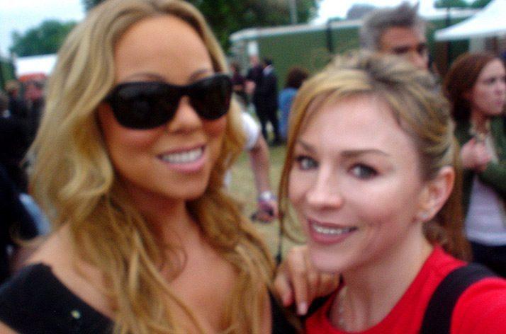Mariah Carey, Dot