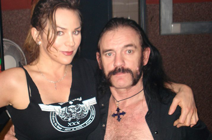 Motor-Heads Lemmy ve Dot