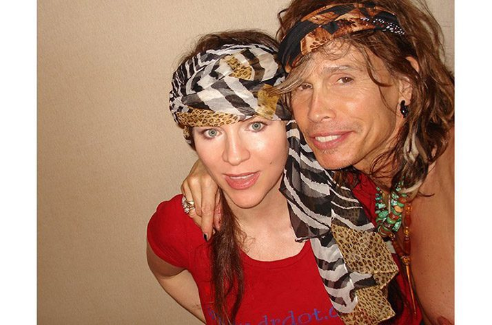 Steven-Tyler-ve-Dot