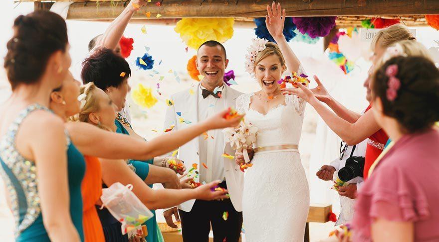 Mükemmel bir düğün için erkenden harekete geçin