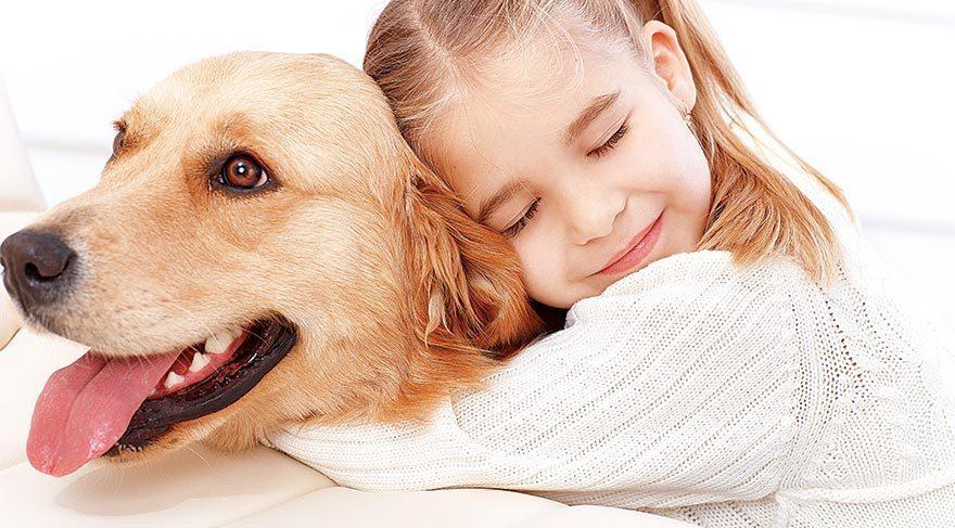 Köpeğinize sarılmayın!