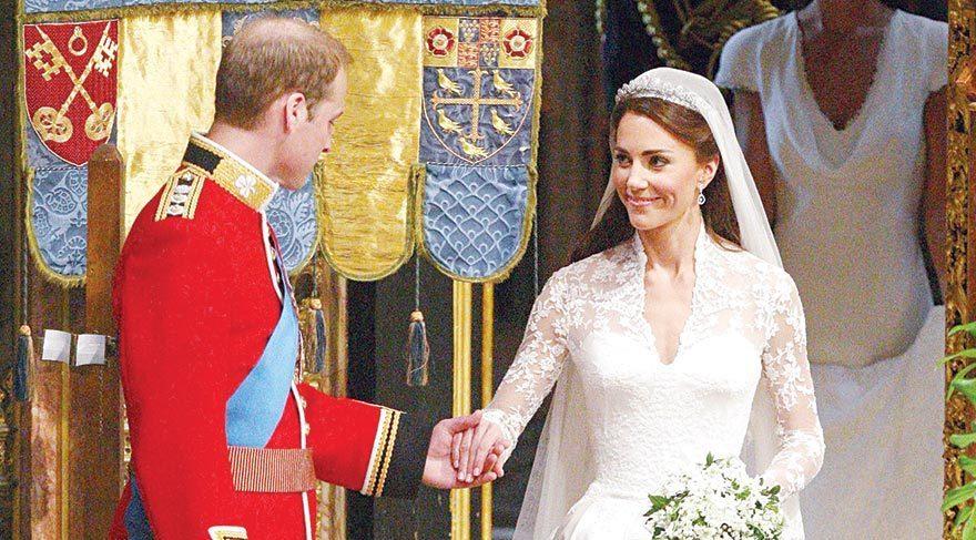 Kate'in gelinliği çalıntı mı?