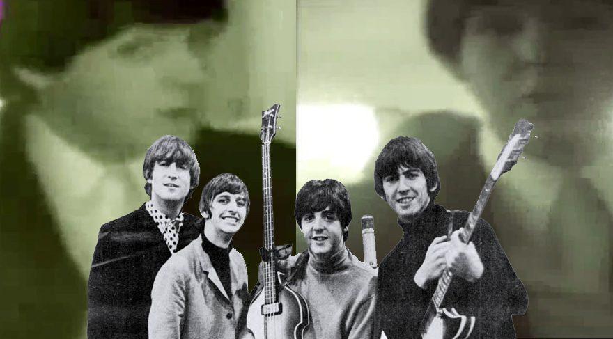 Beatles'ın hiçbir yerde olmayan görüntüleri ortaya çıktı