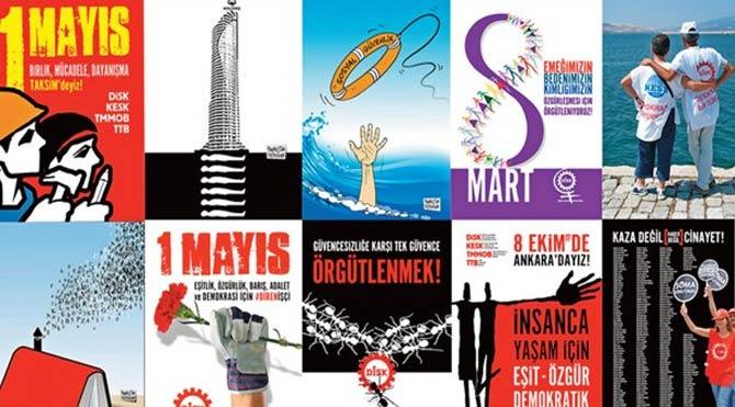 Emek Hareketi Sergisi Kadıköy'de