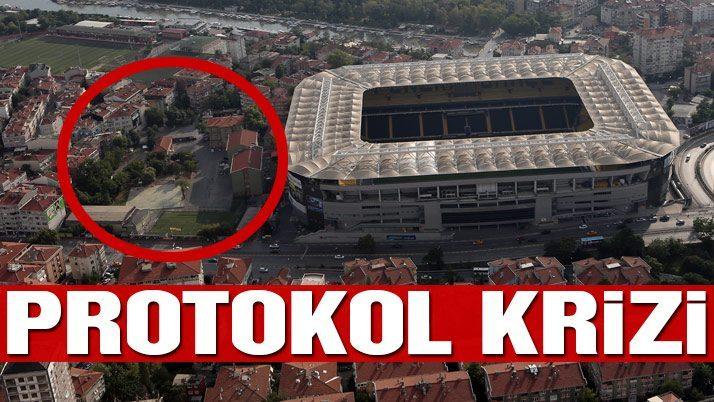 Kadıköy'de protokol krizi