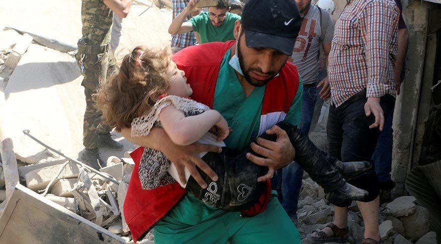Birleşmiş Milletler'in üst düzey yetkililerinden Jan Egeland, Suriye'nin Halep kentindeki durumu 'felaket' olarak nitelendirdi