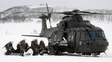 Norveç'te helikopter faciası: 13 ölü