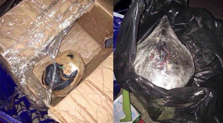 FOTO:SÖZCÜ - Operasyonda patlayıcılar ele geçirildi