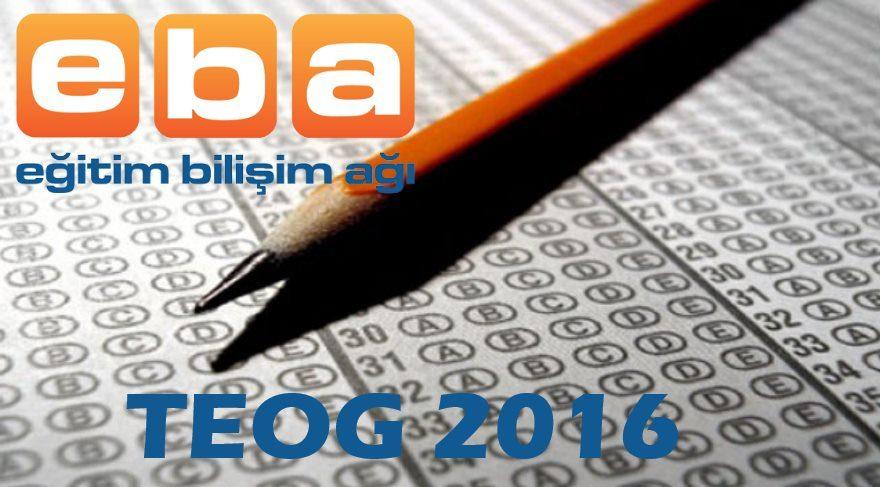 TEOG YEP 2016 Sonuçları Açıklandı